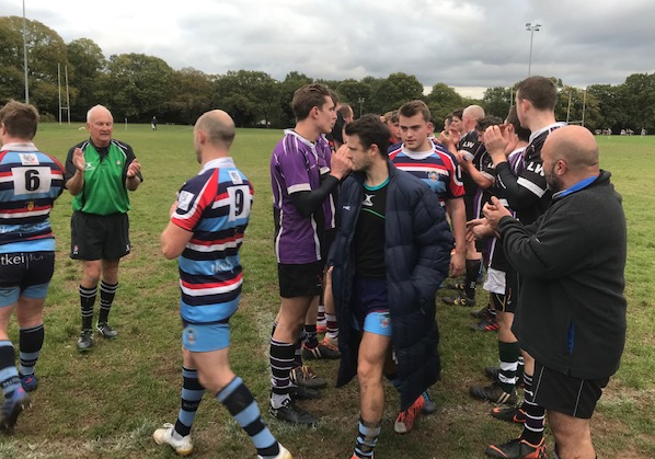 RWRFC 2nd XV vs Law Sosiety 2nd XV, 27-10-2018