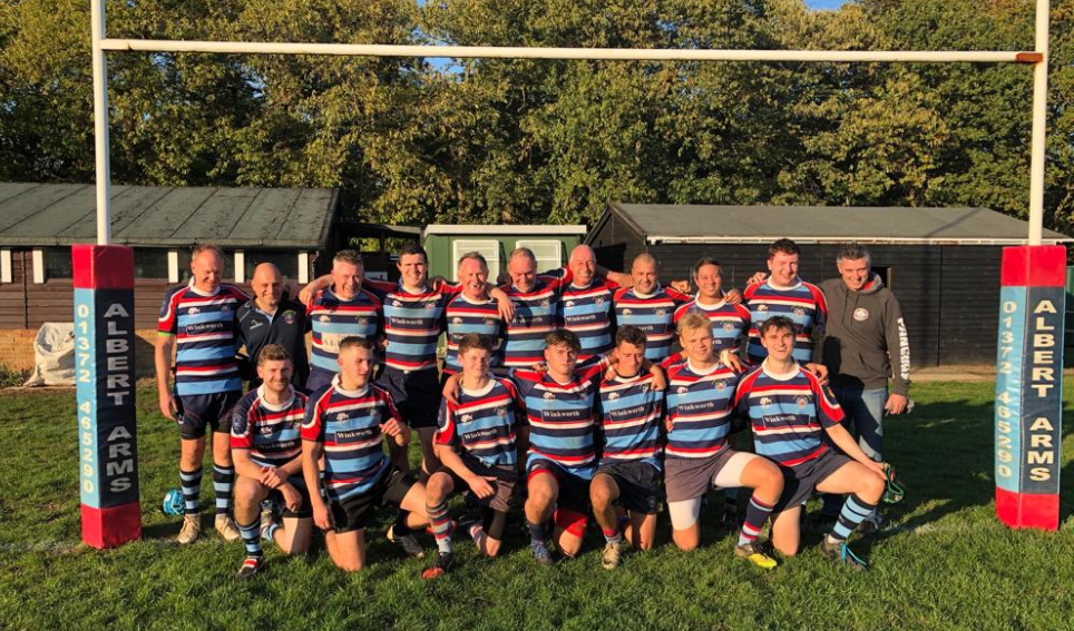 Reeds Weybridge RFC 3rd XV vs Kingston 201-10-2018