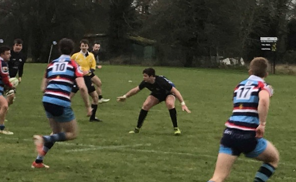 RWRFC vs Old Mid Whitgiftians 26-01-2019