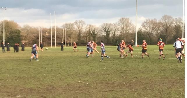 RWRFC vs Ashford (Kent) 02-02-2019