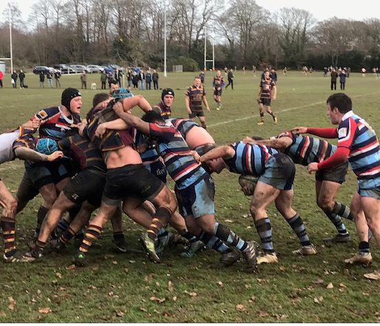 RWRFC vs Old Freemens 9th Feb 2019