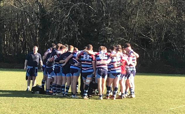 RWRFC vs Old mid Whigiftians 23rd Feb 2019