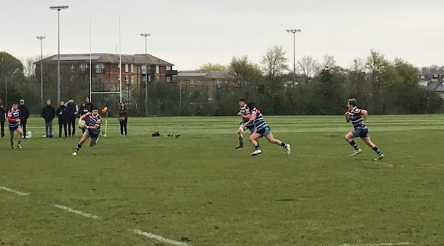 Old Amplefordians vs RWRFC 06-04-2019