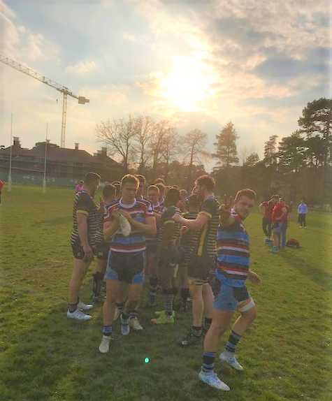 RWRFC vs Old Walcountians 30-05-19